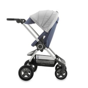 Stokke Scoot Stroller in Slate Blue