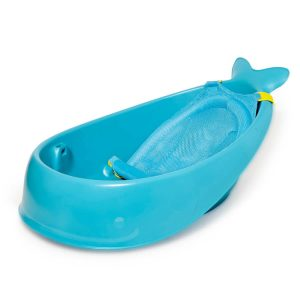 Moby Smart Sling 3-Stage Tub in Blue