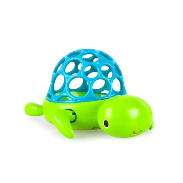 Wind 'n Swim Turtle in Green/Blue