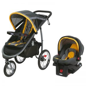 FastAction Jogger Travel System – Sunshine