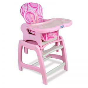 Envee Baby HighChair with Playtable