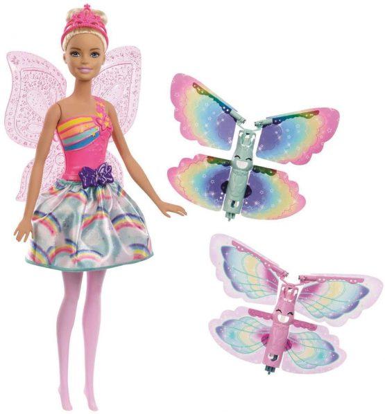 Barbie Doll Dreamtopia Flying Wings