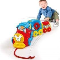 cl disney baby activity train 3