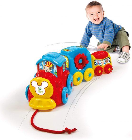 Clementoni Disney Baby Activity Train