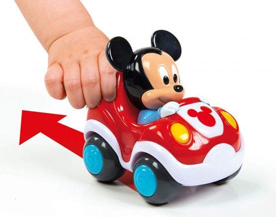 Clementoni Disney Baby Pull Back Car