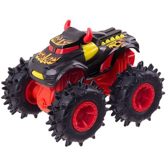 Hot Wheels Monster Truck Wrecking Wheels