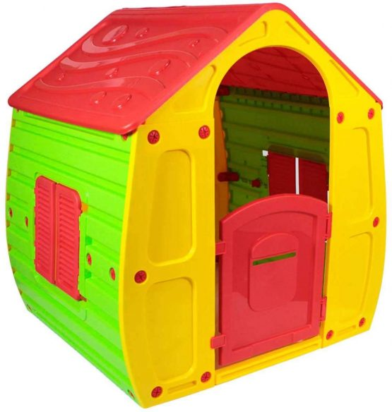 Starplay Magical House Yellow/Red