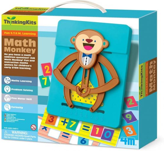 4M – Math Monkey