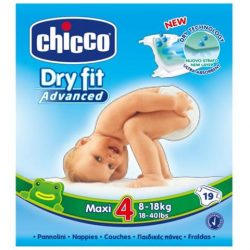 Chicco Diapers from Italy: All Sizes Available!