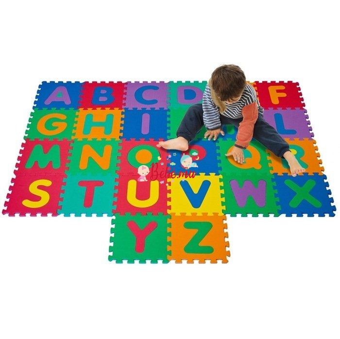 Tapis de Puzzle Alphabet