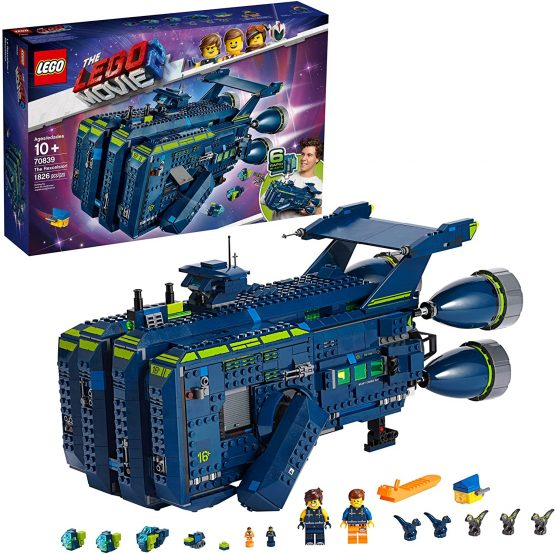 Lego The Lego Movie 2 The Rexcelsior
