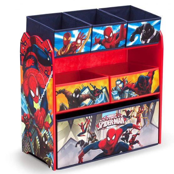 Rangement Spiderman