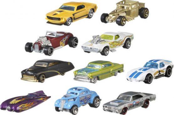Hot Wheels Retro Premium 50th Anniversary