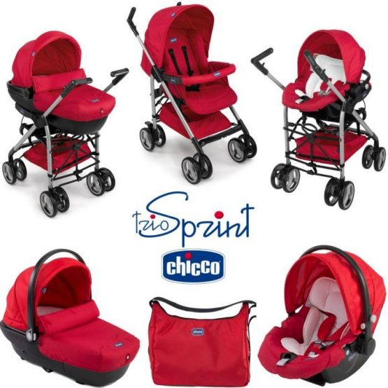 Chicco Travel System Trio Sprint