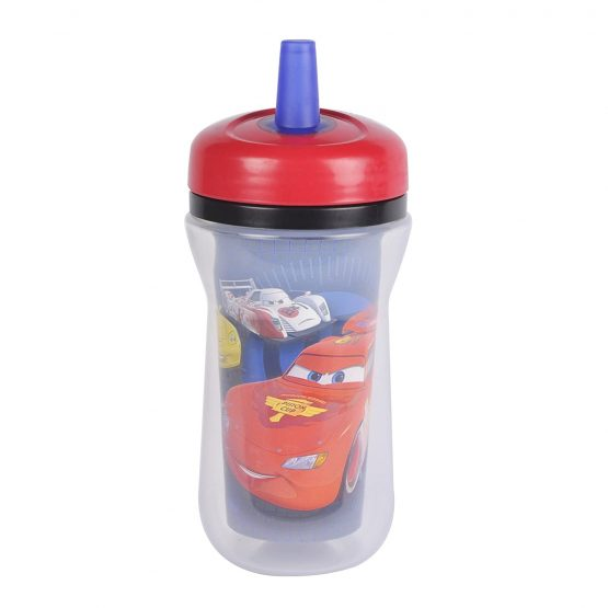 First Years Cars Insulated Straw Cup 18m+