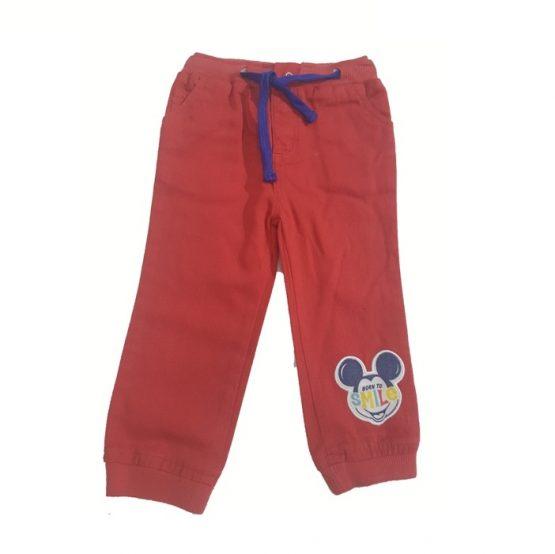 Pantalon Red Disney Mickey