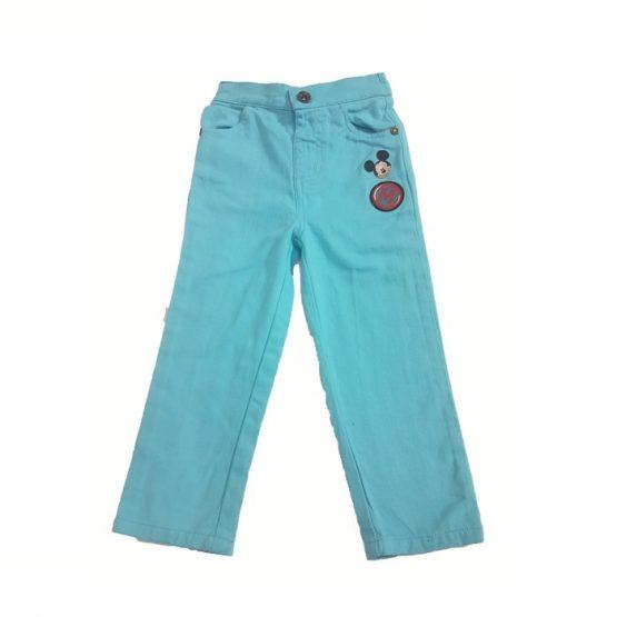 Pantalon Light Blue Disney Mickey