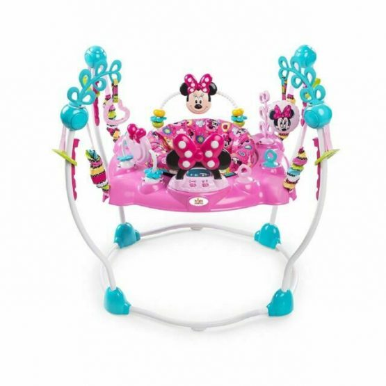 Jumperoo Bébé Minnie Mouse