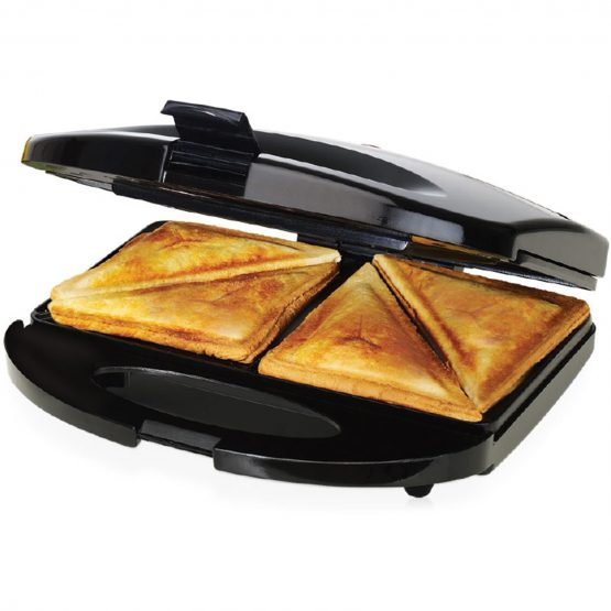 Black and Decker Machine à Croque monsieur 600W