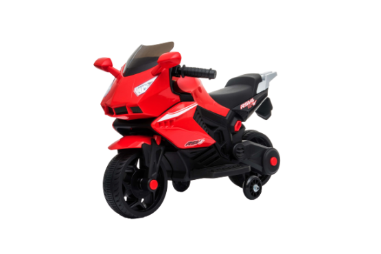 Motor Turbo Rouge Électrique