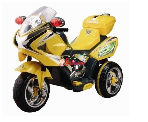 Motor Ninja Jaune Électrique