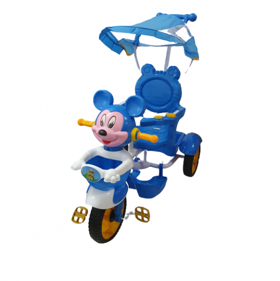 Tricycle Mickey Avec Canopy