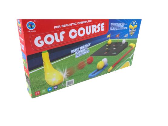 Jeu Pratique Du Golf