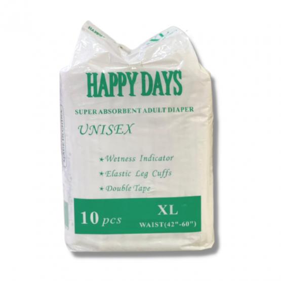 Couches Jetables pour adultes – Happy Days