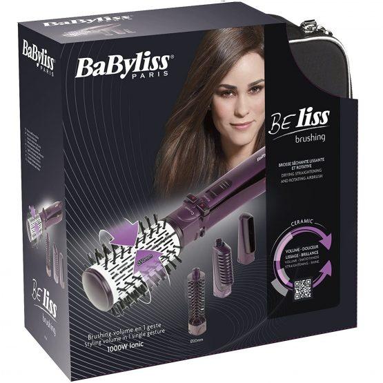 BaByliss Brosse Soufflante BeLiss 1000W