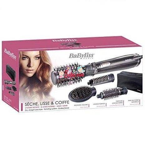 BaByliss Brosse Soufflante 3en1 1000W – Grey
