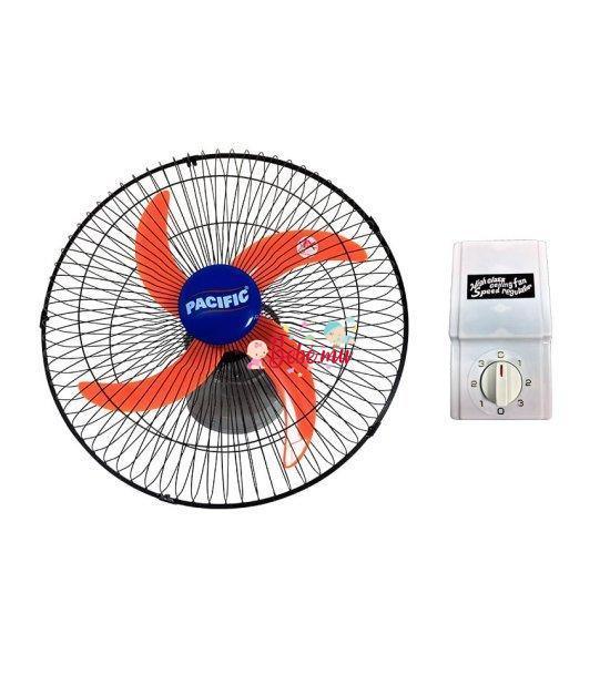 "Pacific Ventilateur rotatif  18 """