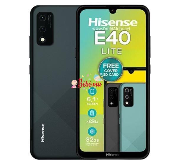 Hisense E40 Lite