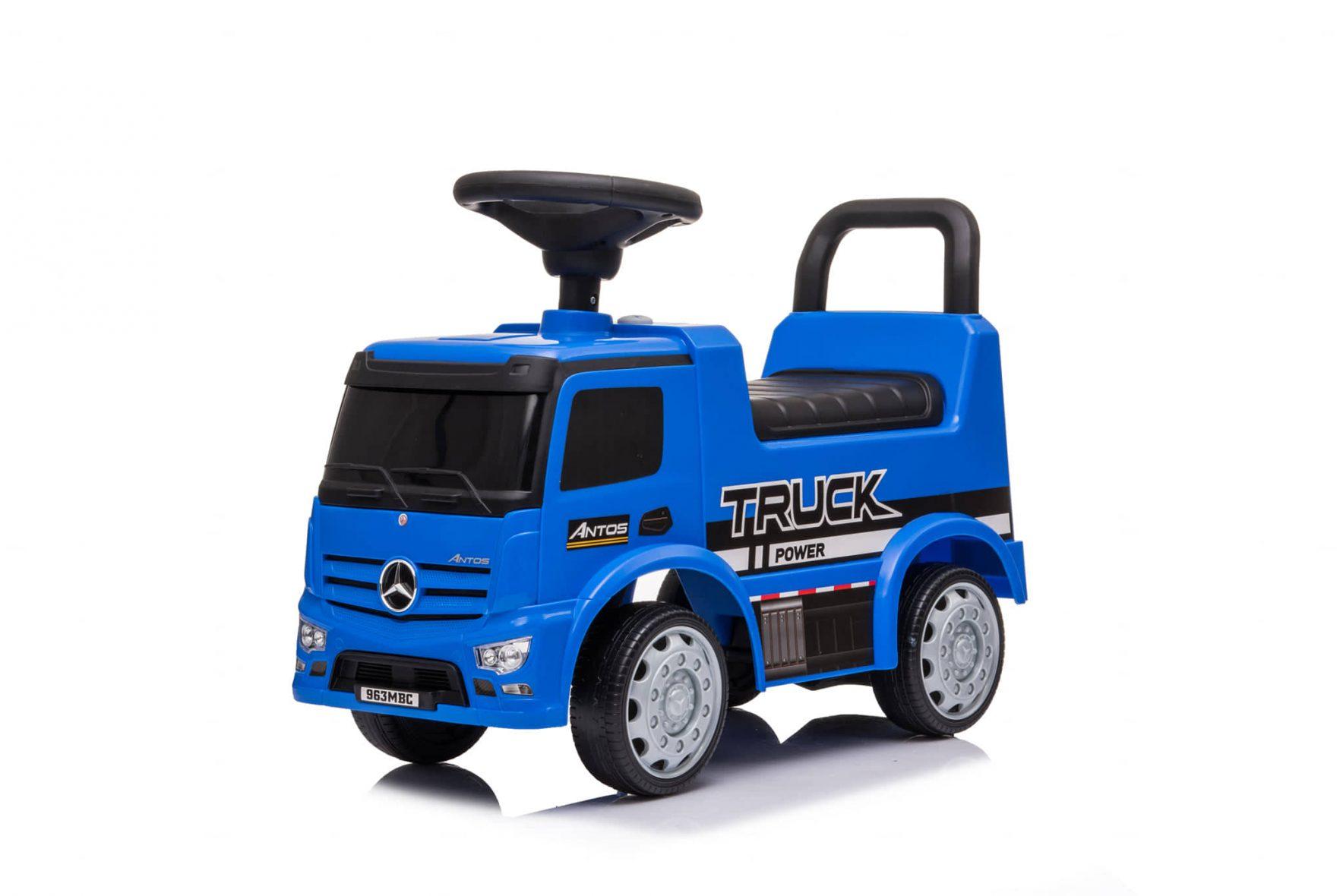 Auto Trotteur Mercedes-Benz Truck Blue