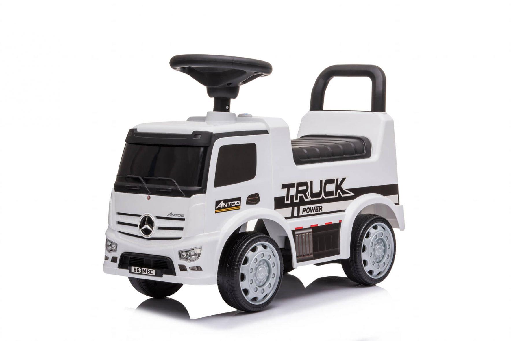 Auto Trotteur Mercedes-Benz Truck White