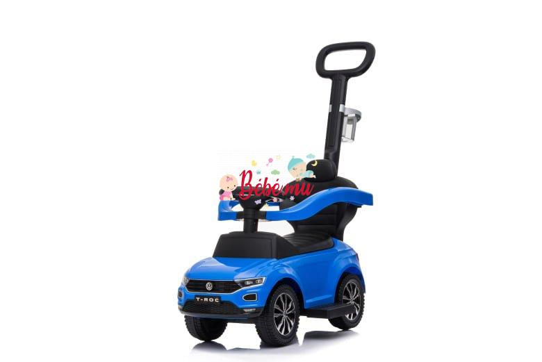 Auto Trotteur Volkswagen T-ROC avec Manche Blue