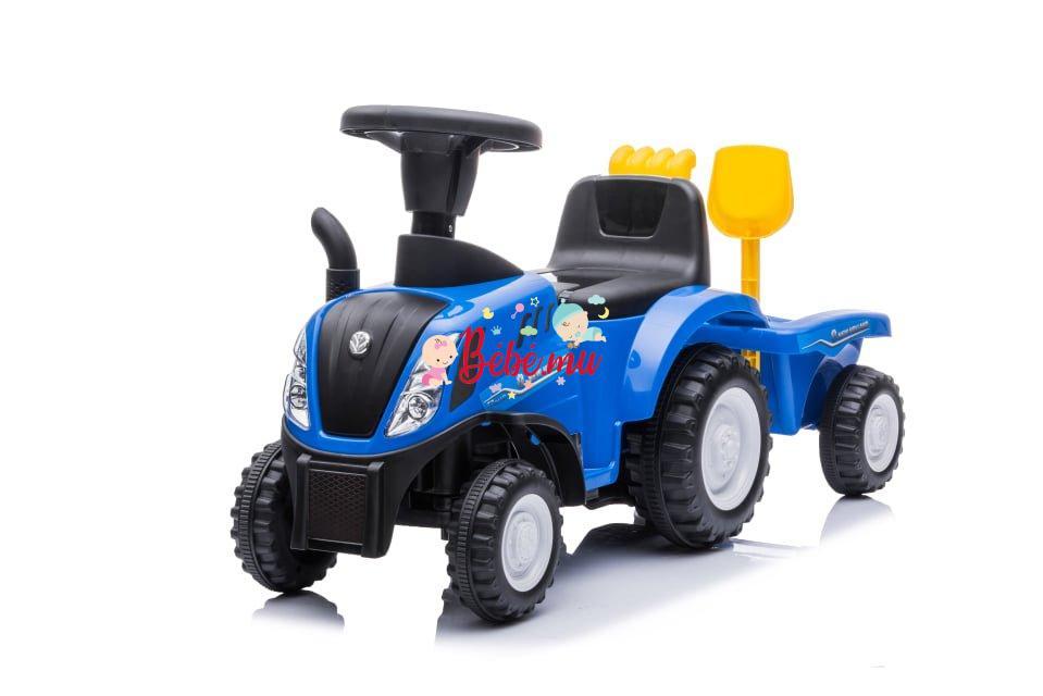 Auto Trotteur Tracteur Holland Blue