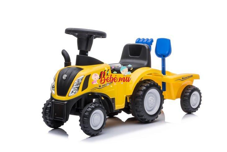 Auto Trotteur Tracteur Holland Yellow